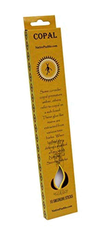 バックグラウンド中絶地下室Copal Incense 100 % PureホワイトCopal Healing煙マヤSmudging Spiritual保護クレンジングIncienso Hand Rolled byネイティブPueblo、ネイティブファミリ所有