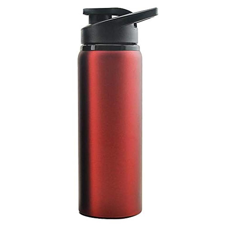 ピストル見習い飛躍LEKING スポーツボトル 保温 2重 真空断熱 ステンレス鋼  水筒 直飲 ダブルステンレスボトル 700ml