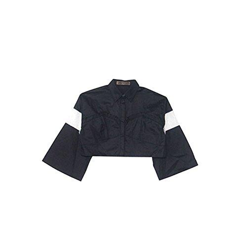 (ハニーミーハニー) Honey mi Honey bustier blouse ビスチェブラウス 15a-ta-15 black F