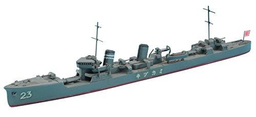 ハセガワ 1/700 ウォーターラインシリーズ 日本海軍 駆逐艦 三日月 プラモデル 417