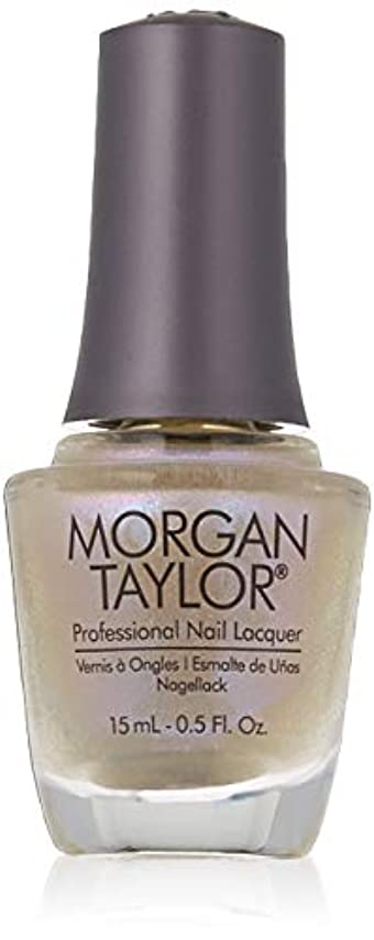 ご予約区頑固なMorgan Taylor - Professional Nail Lacquer - Izzy Wizzy Let's Get Busy - 15 ml / 0.5 oz