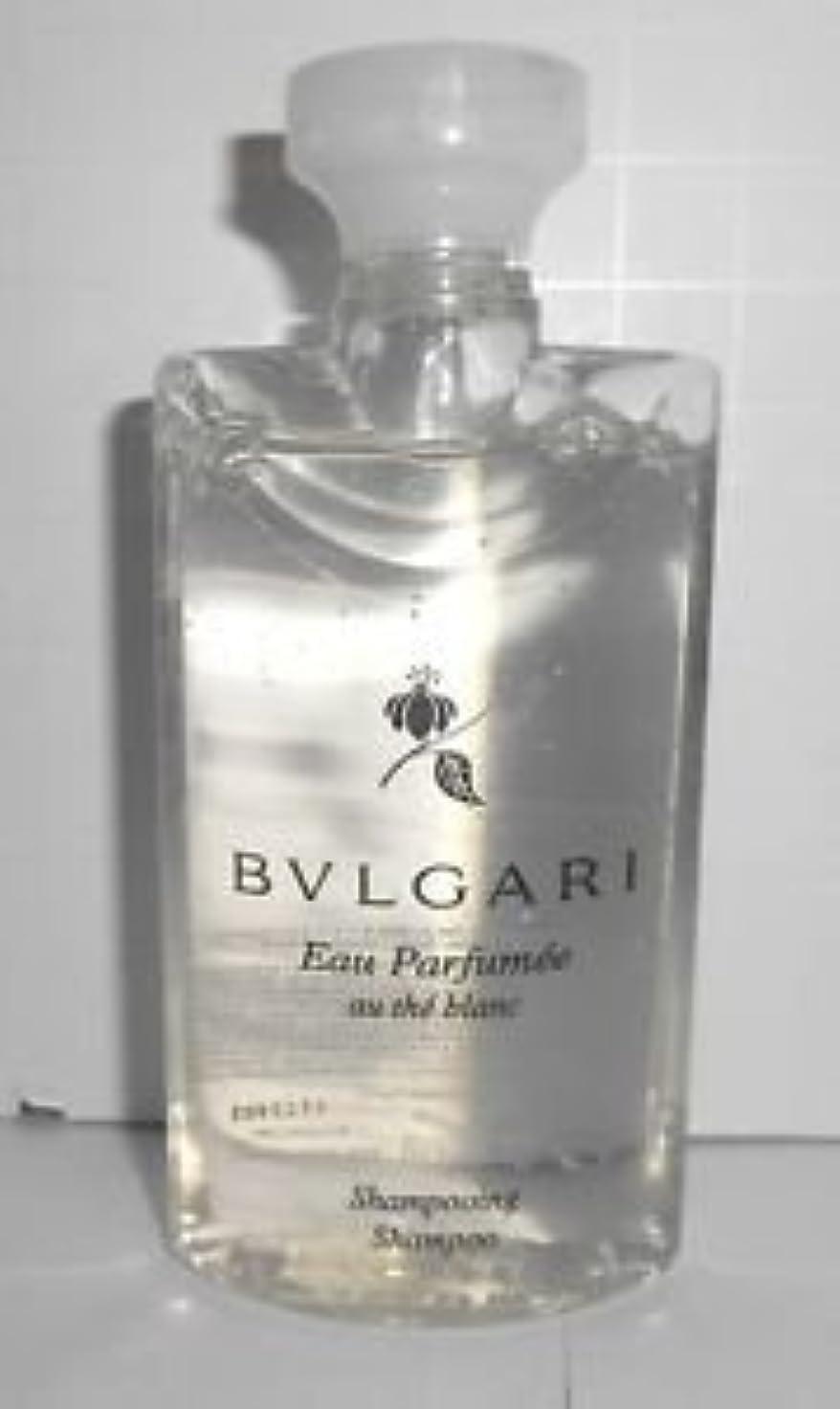 娯楽厚いダイジェストBvlgari Eau Parfumee Au The Blanc (ブルガリ オー パフュ-メ オウ ブラン) 2.5 oz (75ml) シャンプー