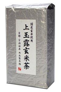 甘味のある上品な玄米茶 上玉露(かぶせ)玄米茶 500g真空パック袋入 業務用 徳用