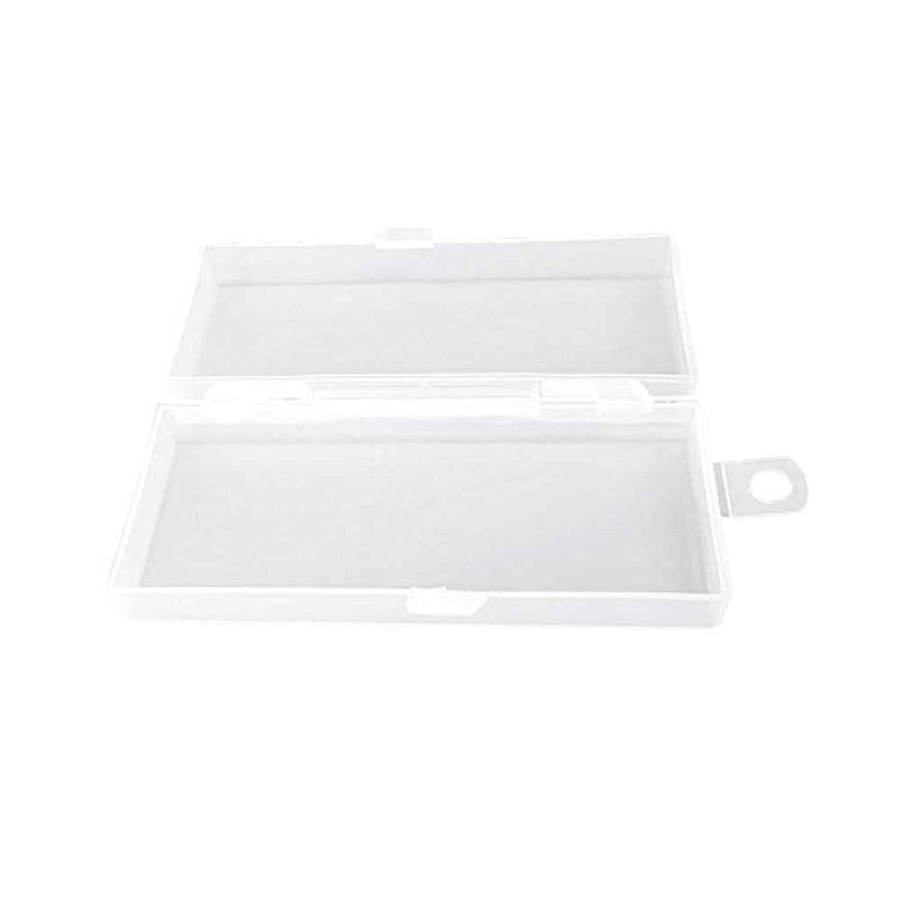 理論的ミルク説得クリアビーズパーツタックルボックス033釣りルアージュエリーネイルアートSmall表示プラスチック透明ケースストレージオーガナイザーコンテナ