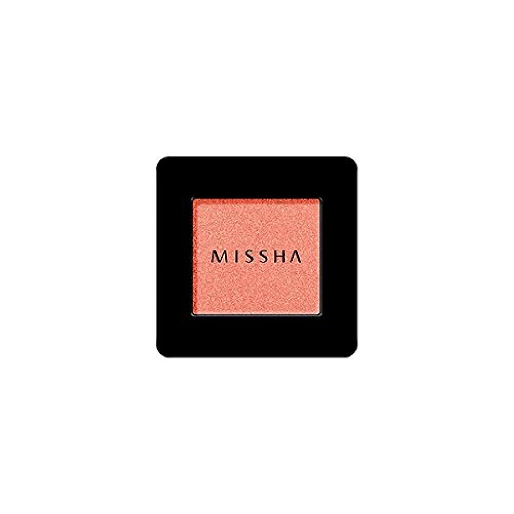 レベルラテン法医学MISSHA Modern Shadow [SHIMMER] 1.8g (#SRD01 Catch Fire)/ミシャ モダン シャドウ [シマー] 1.8g (#SRD01 Catch Fire)