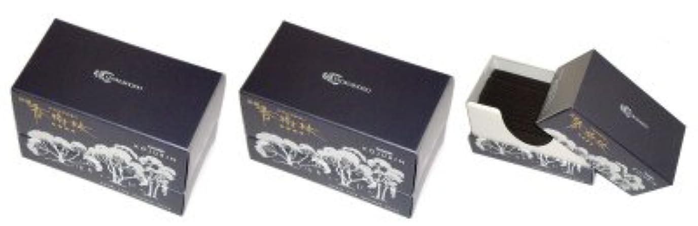 喜び事前に人生を作る玉初堂 淡麗香樹林 超短寸 3箱セット