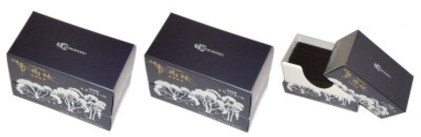 ポンペイ要件魅力的玉初堂 淡麗香樹林 超短寸 3箱セット