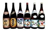 鹿児島芋焼酎 おすすめ6本(薩摩茶屋・かいもしょちゅ・伊佐美・南之方・神之川・薩摩維新) 飲み比べセット
