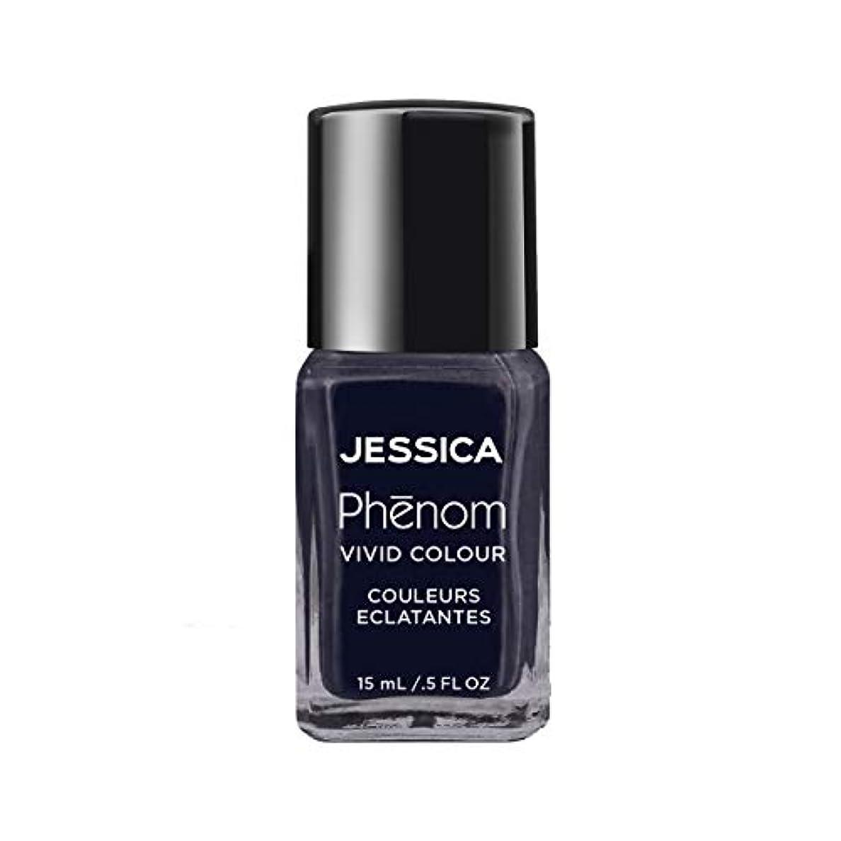 しみ唇言い訳Jessica Phenom Nail Lacquer - Blue Blooded - 15ml / 0.5oz
