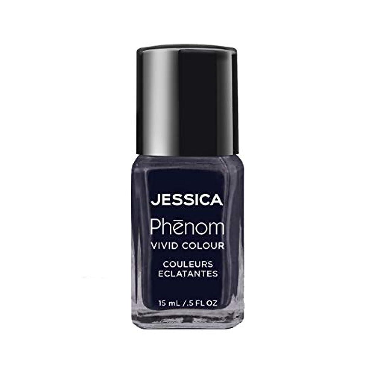 リスナーぐったり拡張Jessica Phenom Nail Lacquer - Blue Blooded - 15ml / 0.5oz