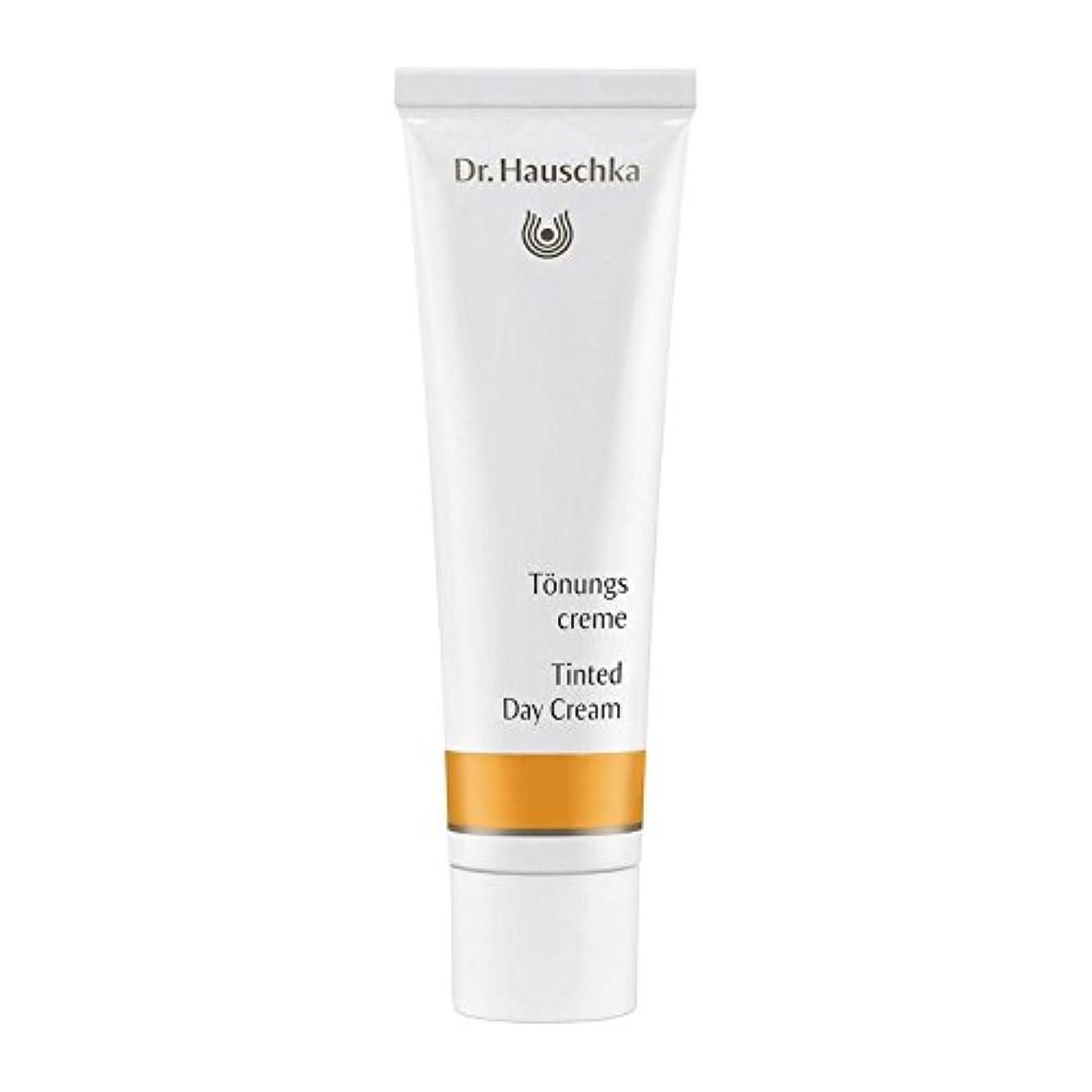 容量違反するジャンプハウシュカ着色デイクリーム30 x4 - Dr. Hauschka Tinted Day Cream 30ml (Pack of 4) [並行輸入品]