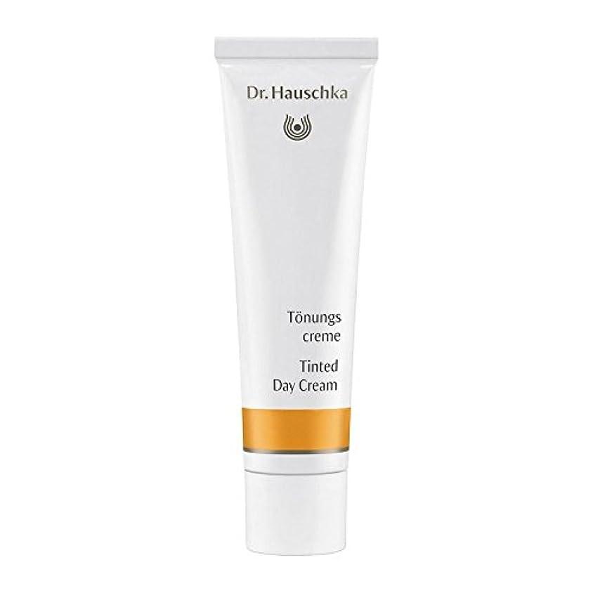 裁定テキストタバコハウシュカ着色デイクリーム30 x4 - Dr. Hauschka Tinted Day Cream 30ml (Pack of 4) [並行輸入品]