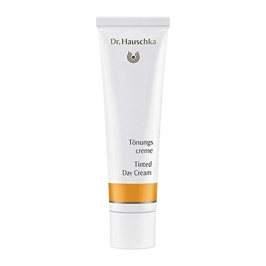 Dr. Hauschka Tinted Day Cream 30ml (Pack of 6) - ハウシュカ着色デイクリーム30 x6 [並行輸入品]