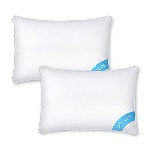 枕 DreamGenius 安眠 人気 まくら 快眠枕 高反発枕肩こり対策 人気のいびき対策枕 横向き対応 丸洗い可能 立体構造 高さ調節可能 ホテル仕様まくら 家族のプレゼント 2個セット