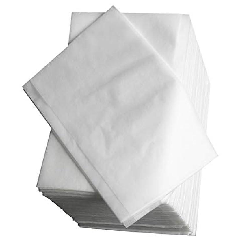 雪だるまを作る望まない遺跡Disposable Bed Linen Beauty Salon Massage Travel Medical Non-woven Mattress Breathable Antibacterial Anti-infective