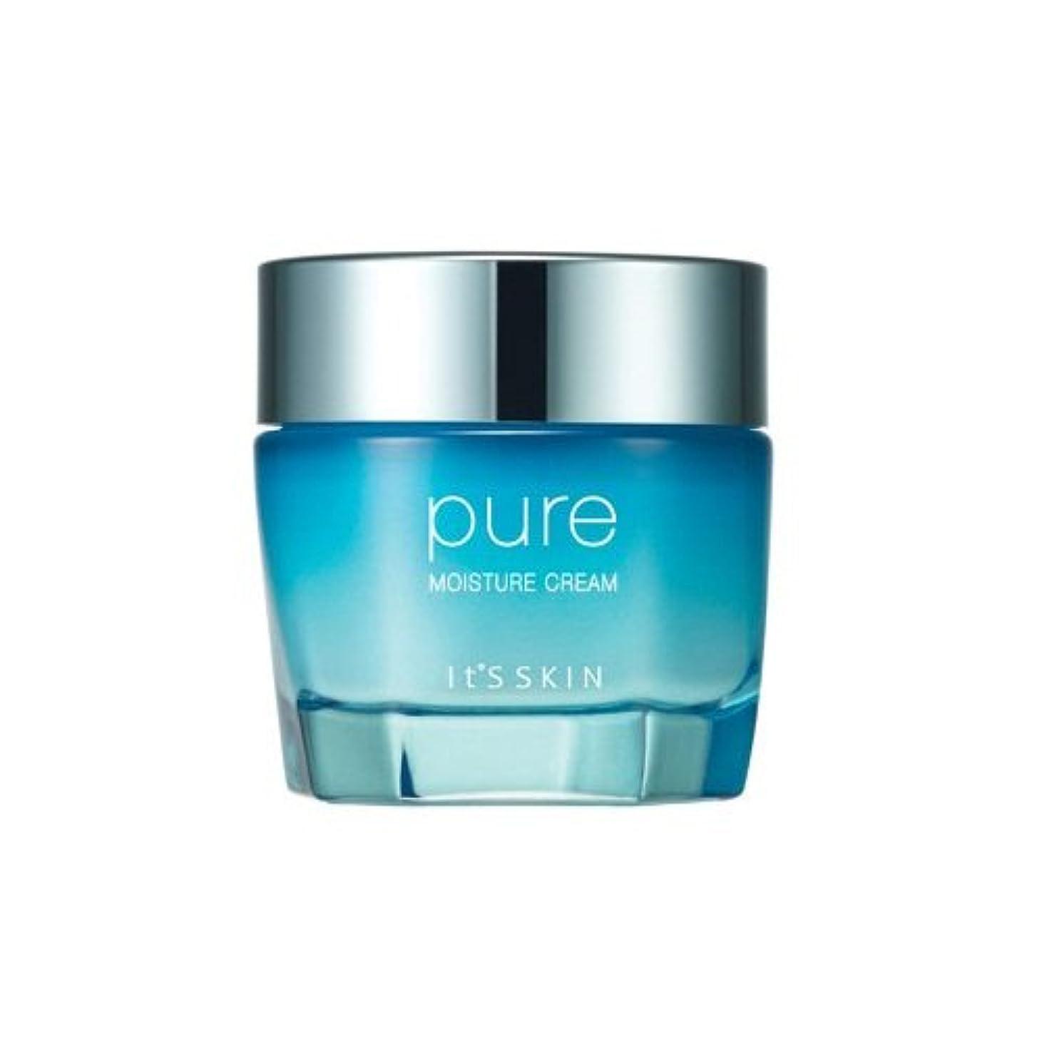 論理的引用奨励Its skin Pure Moisture Cream ッツスキンピュア水分クリーム 100ml [並行輸入品]