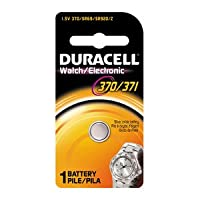DURACELL D370/371B Watch & Calculator Battery by Duracell