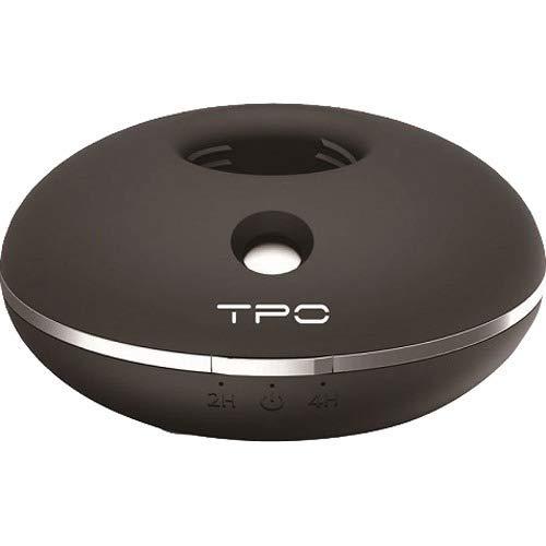 TPO TPO ペットボトル型加湿器 B-BK05N ブラック 1台 4589729860479