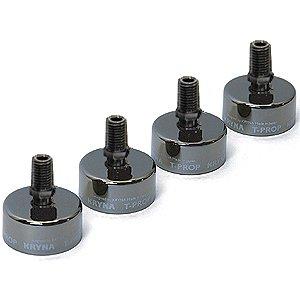 KRYNA インシュレーター T-PROP スパイク ネジ経8mm 4個1組 TP4-M8