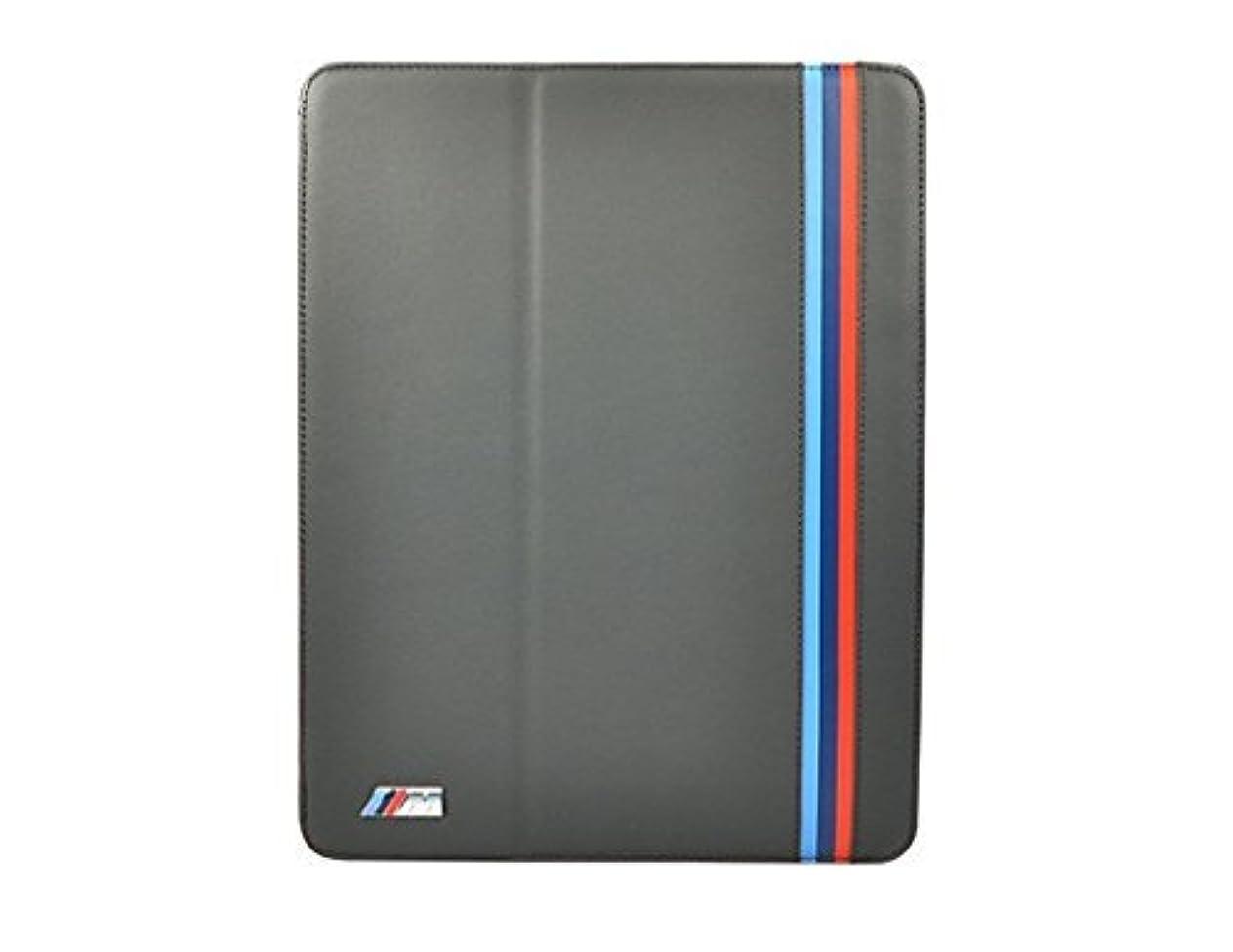 調和のとれた傷つける行動BMW M Collection Genuine Leather Folio Case for iPad Singapore Gray