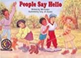 People Say Hello (Learn to Read, Read to Learn)