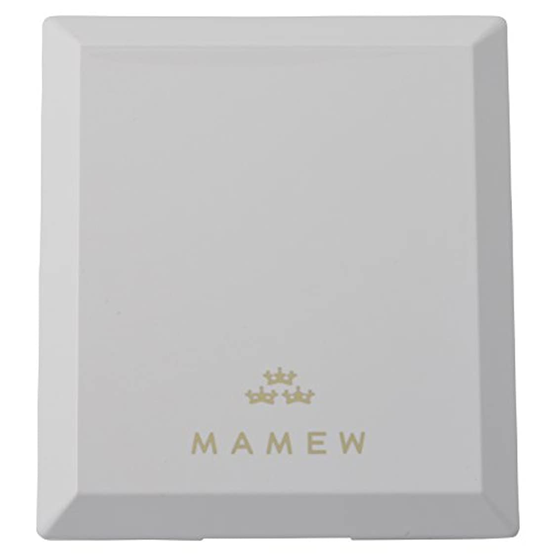 公平血色の良い認めるMAMEW(マミュ) カラーコレクションケース-メイクパレッド 鏡付き