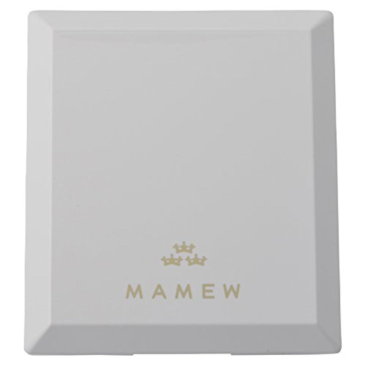 ストレッチ性的北方MAMEW(マミュ) カラーコレクションケース-メイクパレッド 鏡付き