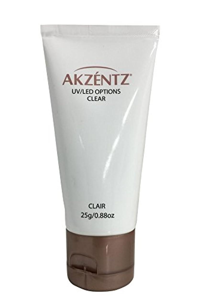 欺海洋好意的AKZENTZ(アクセンツ) UV/LED オプションズ クリアジェル 25g