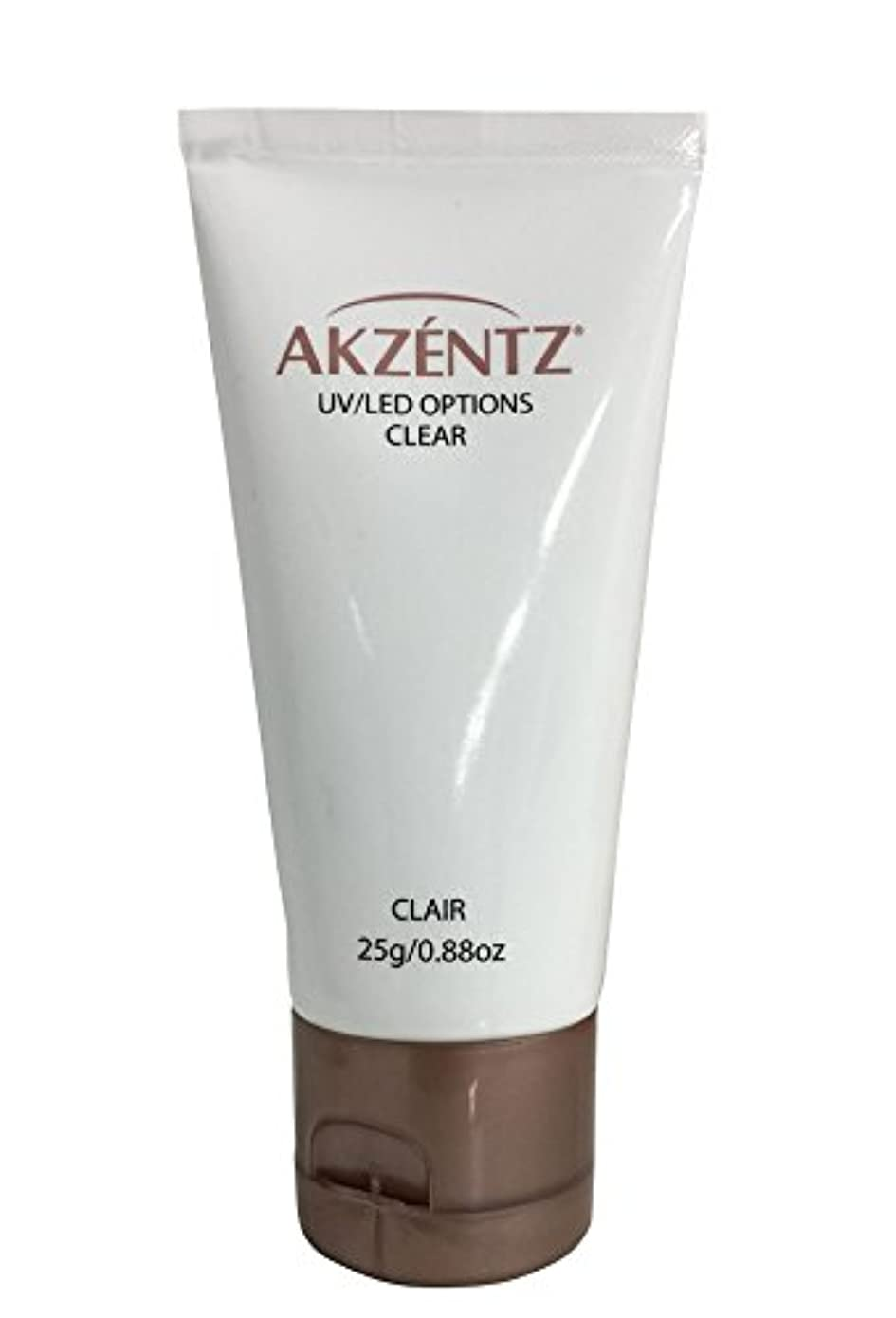 ブローホール虫単語AKZENTZ(アクセンツ) UV/LED オプションズ クリアジェル 25g