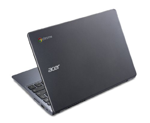 『Acer Chromebook NX.SHEAA.006 11.6-Inch Netbook (Gray)(US Version imported by uShopMall U.S.A.)』の5枚目の画像
