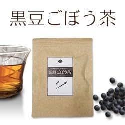 健康茶- 黒豆ごぼう茶 75g (2.5g×30包) (75g (2.5g×30包))