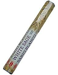 HEM(ヘム)お香:ホワイトセージ スティックお香/インセンス/1箱