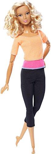 Barbie バービー メイド トゥー ムーブ ドール オレンジトップ Made to Move Doll, Orange Top [並行輸入]