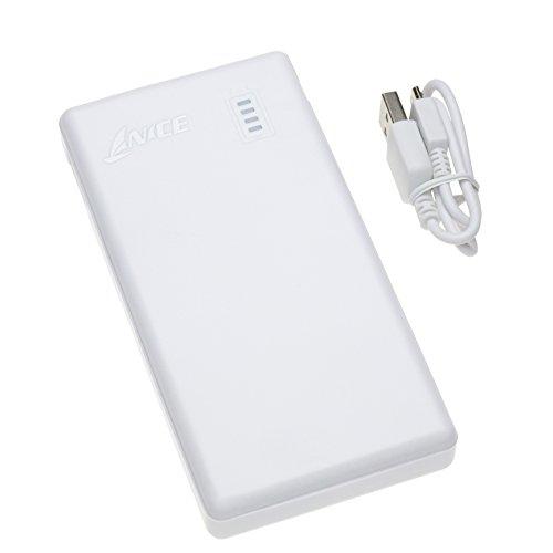 ANICE USB対応 モバイルバッテリー ACコンセント搭載...