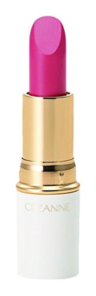 傑作北極圏問い合わせるセザンヌ ラスティングリップカラーN 206 ピンク系 3.9g