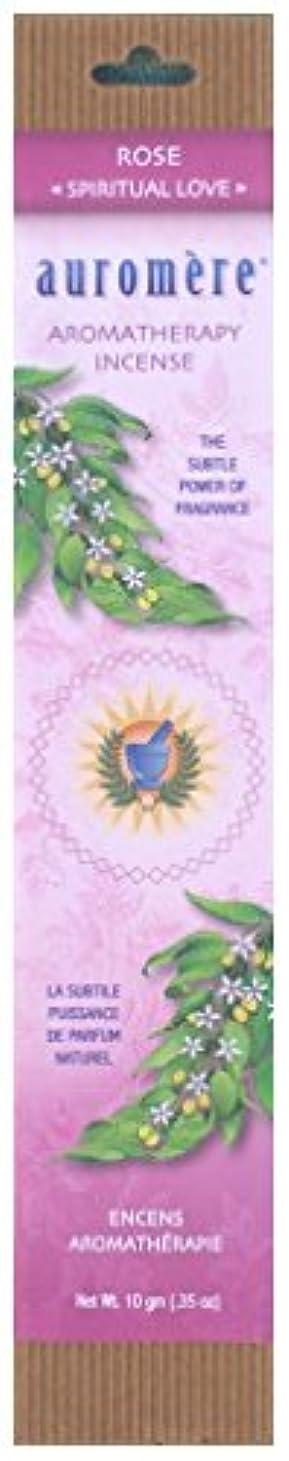 Auromere 花とスパイスのお香