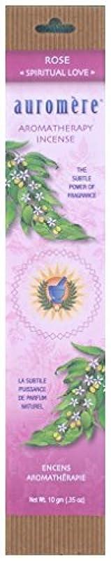 プレビスサイト司令官尾Auromere 花とスパイスのお香