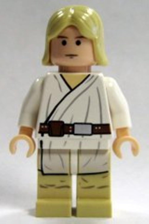 Luke Skywalker (ルーク?スカイウォーカー) - LEGO (レゴ) Star Wars (スターウォーズ) Minifigure ブロック おもちゃ (並行輸入)