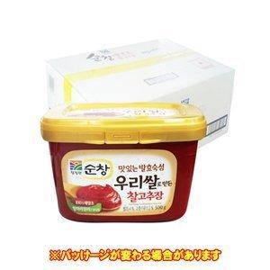 【スンチャン】コチュジャン 1Kg*1BOX(12個)■