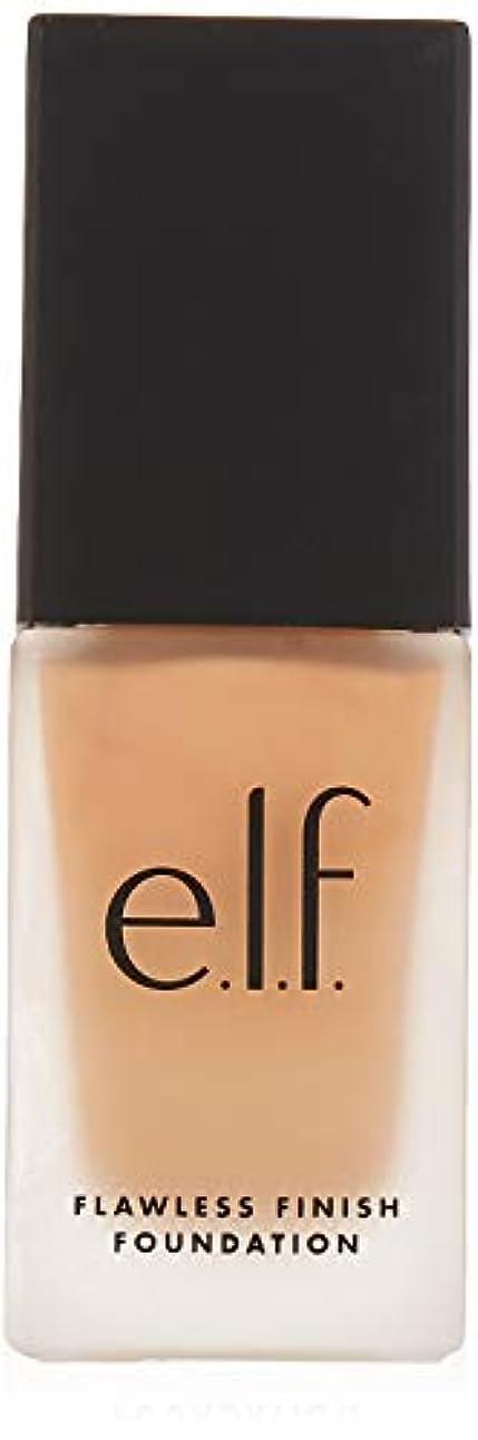 祝福麻酔薬溶接e.l.f. Oil Free Flawless Finish Foundation - Nude (並行輸入品)