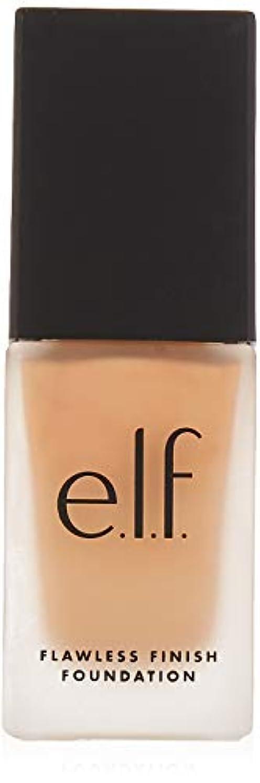 メトロポリタンリテラシー郵便物e.l.f. Oil Free Flawless Finish Foundation - Nude (並行輸入品)