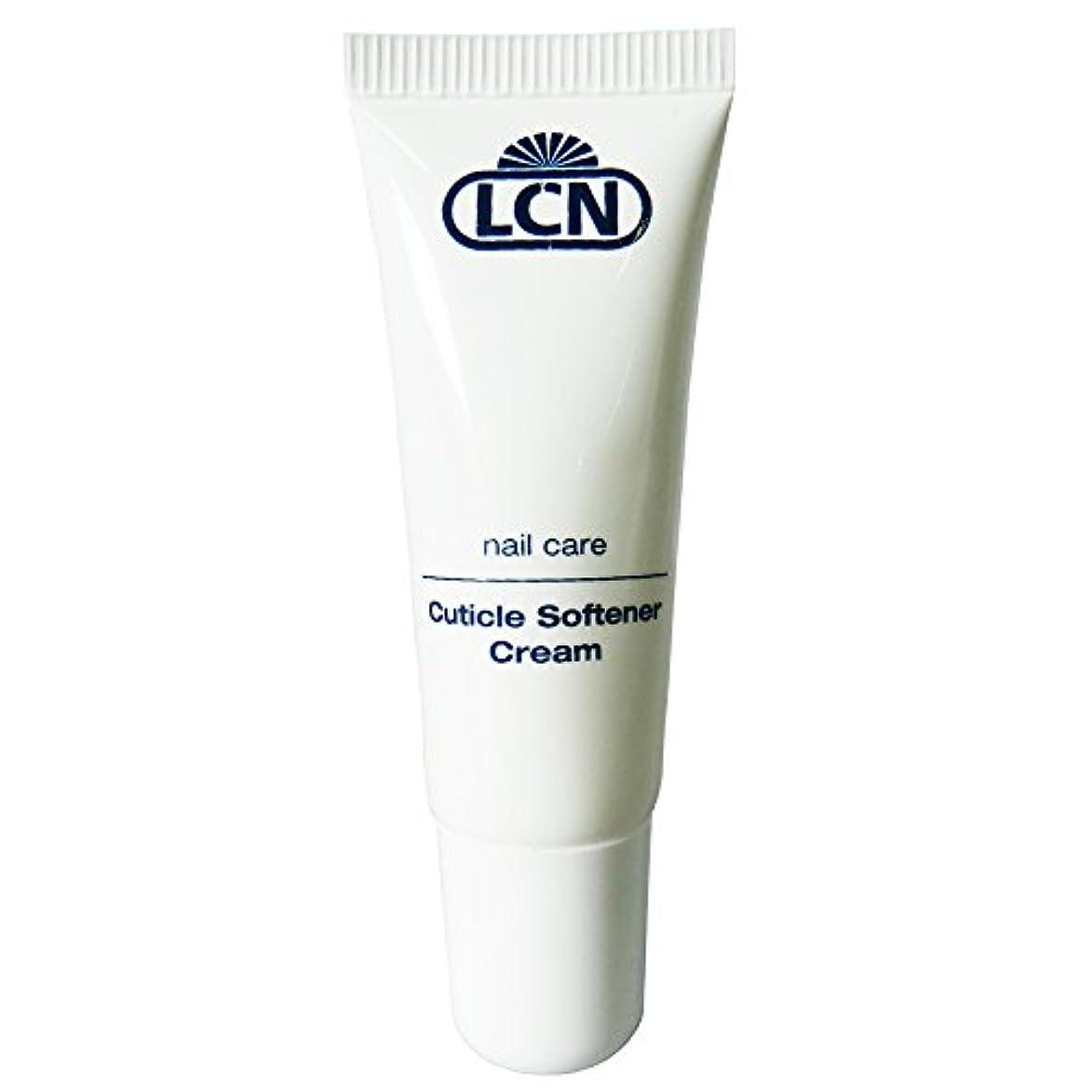 徴収中で北東エルシーエヌ(LCN) LCN キューティクルクリーム 8ml