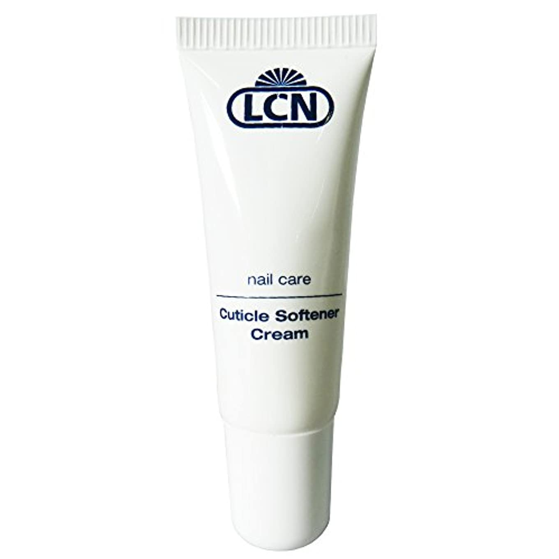 有彩色の誤高いエルシーエヌ(LCN) LCN キューティクルクリーム 8ml