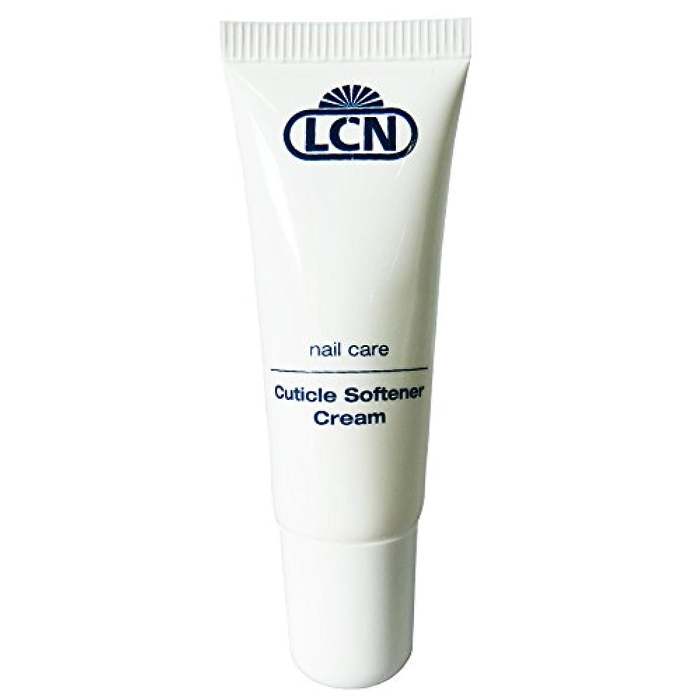 盲目コンテンツつかいますエルシーエヌ(LCN) LCN キューティクルクリーム 8ml