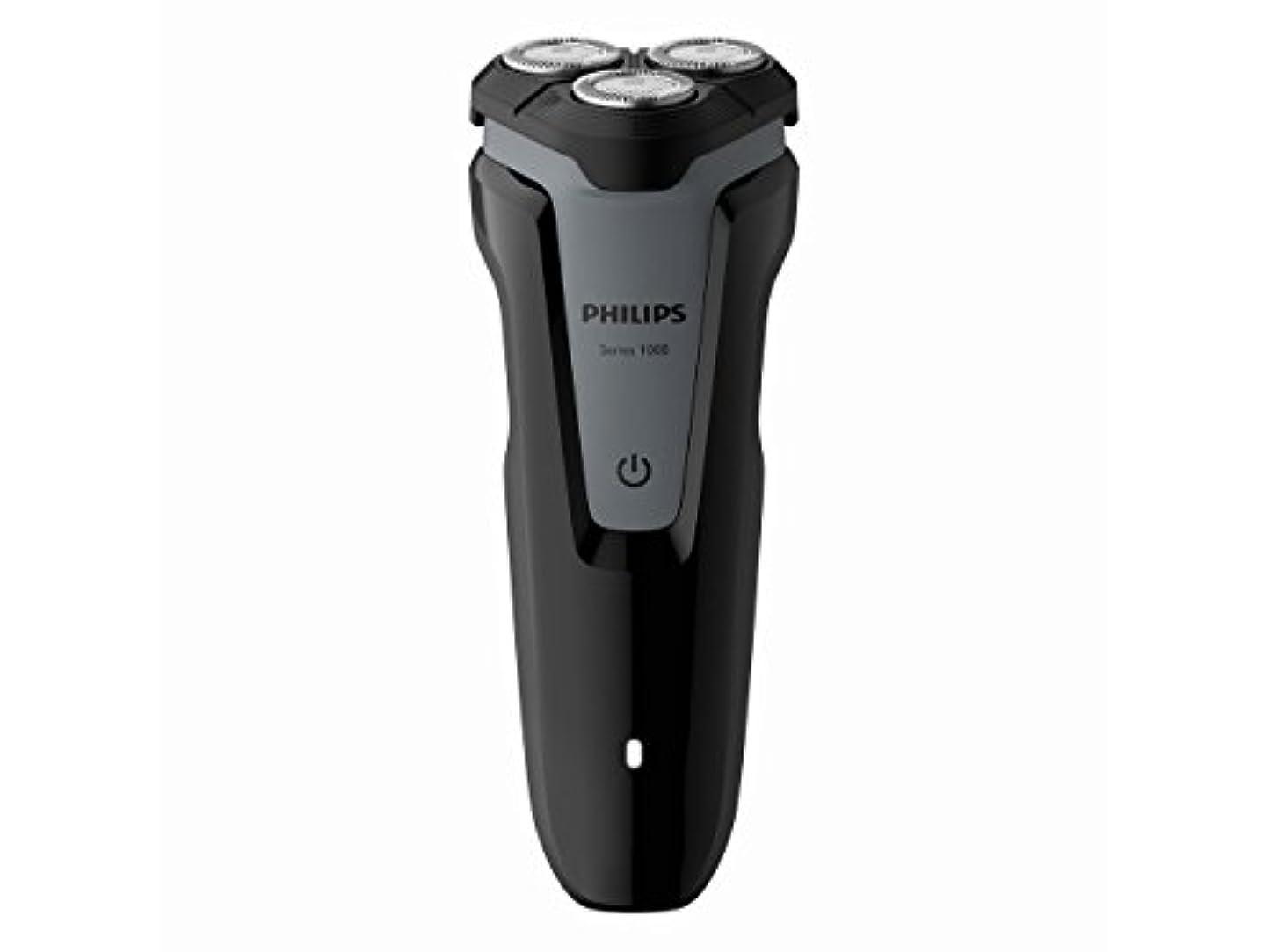 豊かにする違う主要なフィリップス 1000シリーズ メンズ電気シェーバー 回転刃 お風呂剃り可 S1041/03