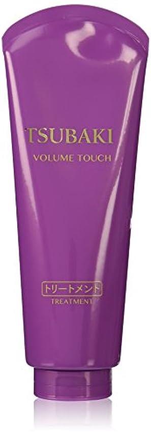 多年生心配系統的TSUBAKI ボリュームタッチ トリートメント (根元ぺたんこ髪用) 180g