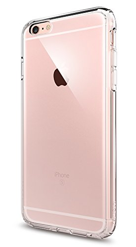 SpigeniPhone6s Plus / iPhone6 Plus ケース ウルトラ・ハイブリッド (iPhone6s Plus / iPhone6 Plus, クリスタル・クリア)