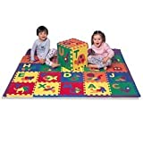 Alphabet With Animals Foam Play Mat by Verdes