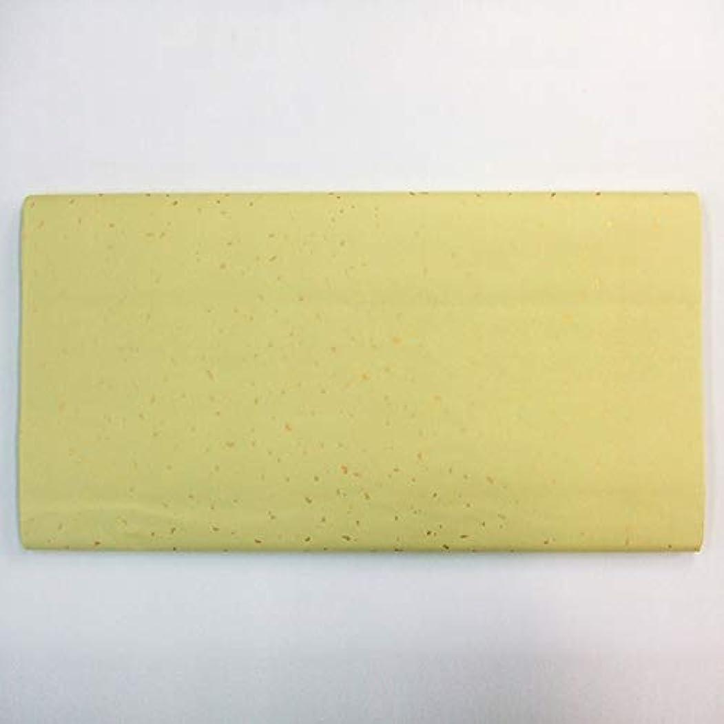 モナリザ知性理論的1.75×7.5 万里 染 冷金 クリーム 10枚 漢字用 加工紙