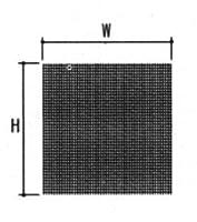 三協アルミ部品 その他 防虫関連:防虫関連 幅900mm×長さ3500mm[WB6842] [BK]ホットブラウン